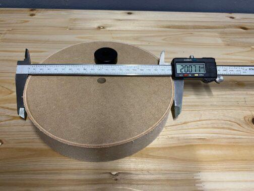 200mm Leder rotated SJ15491